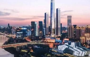 上半年重庆GDP达到了11209亿,超过广州,排名第四