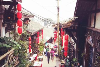 重庆美食街推荐,重庆最受欢迎的美食街