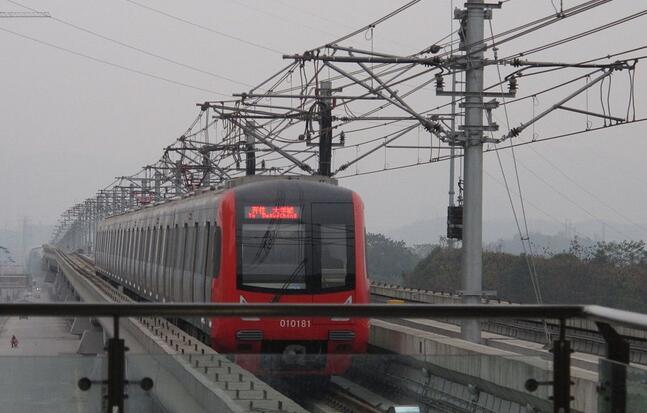 重庆地铁一号线都经过哪些站点你知道吗?