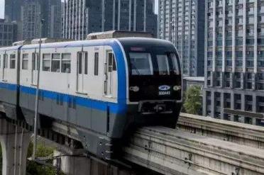 重庆轨道交通3号线站点列表及运营时间(附详图)