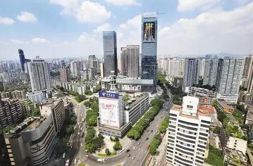 来重庆找工作哪个区比较好,一起来了解一下
