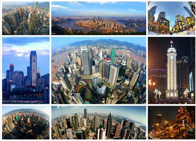 重庆有多少个区县你都知道吗